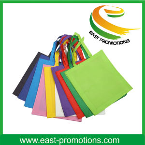 Simple Color Non Woven Tote Bag pictures & photos