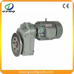 Helical Parallel Shaft Motor Gearbox pictures & photos