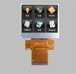 2.3′′ TFT LCD Module with 320X240 Resolution pictures & photos