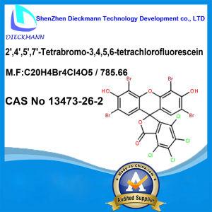 2′, 4′, 5′, 7′-Tetrabromo-3, 4, 5, 6-Tetrachlorofluorescein CAS 13473-26-2 pictures & photos