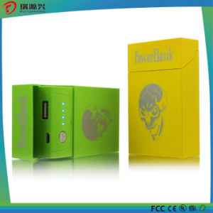 Private Model Cigarette Box Shape Portable Power Bank 4000mAh pictures & photos