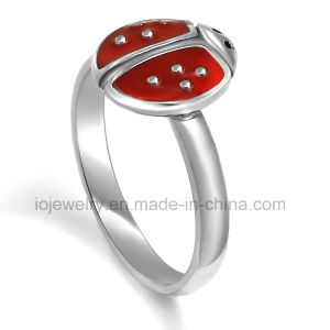 stainless Steel Fashion Jewelry Wedding Engagement Ring pictures & photos
