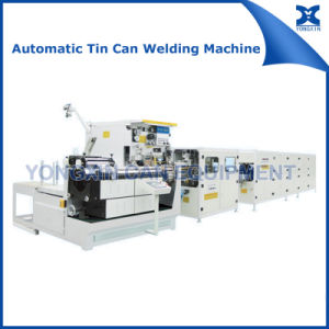Automatic Metal Tinplate Can Seam Welding Machinery pictures & photos