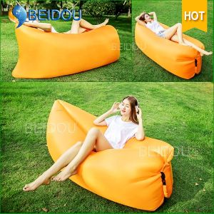 Outdoor Hammock Chair Inflatable Portable Nylon Yoga Camping Air Hammock pictures & photos