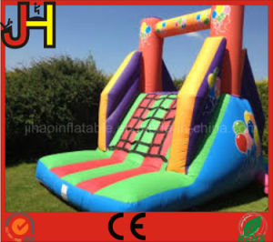 Inflatable Birthday Theme Slide for Party pictures & photos