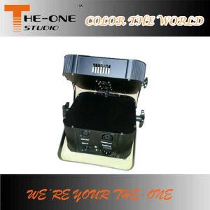 12 X17W DMX LED Light/ Battery Powred Flat PAR Can pictures & photos