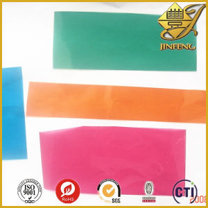 Made in China Cheap Hard Coloured Plastic PVC Sheet pictures & photos