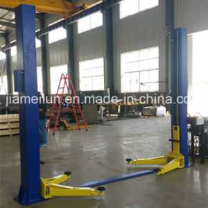 2 Post Car Lift in Clear Floor Type with Ce pictures & photos