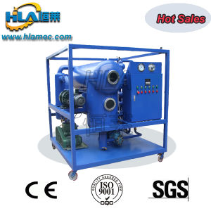 Electric Power Plant Vacuum Used Transformer Oil Water Separator pictures & photos