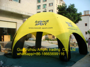 High Quality Dome Inflatable Air Tent pictures & photos