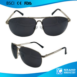 Wholesale 2017 Slim Custom Sport Metal Sunglasses pictures & photos