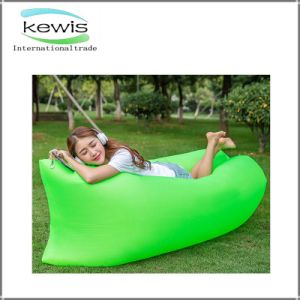 Air Bed Sleeping Bag Polyester Lazy Bag for Traveling (KLB001) pictures & photos