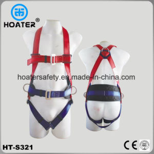Personal Fall Protection System Body Harness pictures & photos