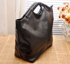 New Hot Black High Quality Women Hand Bag (BDMC104) pictures & photos
