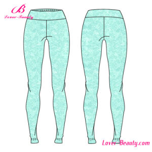 Liberty Trendy Pattern Polyester Elastane Sportwear Yoga Leggings pictures & photos