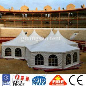 Aluminum Alloy Hexagonal Pergola Pagoda Event Tent (GSXH) pictures & photos