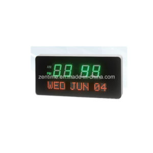 Electric LED Digital Wall Calendar and Time Clock (JDL-257AR) pictures & photos