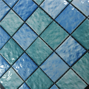 Mosaic Tile Blue Mosaic for Swimming Pool pictures & photos