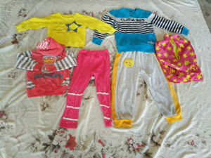 Used Clothing Children Winter Clothes, Secondhand Used Clothes pictures & photos