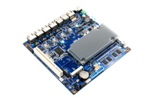 Ethernet Board Arm Dual Core Motherboard with Onboard CPU SIM Card Slot for Advertising Player pictures & photos