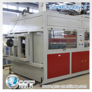 UHMW-PE Steel Wire Reinforced Pipe Plastic Product Extruder Making Machine pictures & photos