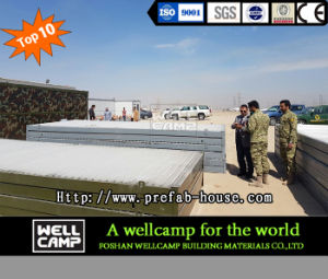 Wellcamp Folding Container House China Newest Design in 2017 pictures & photos