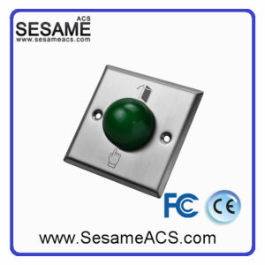 Stainless Steel Panel Door Release Button (SB3M) pictures & photos