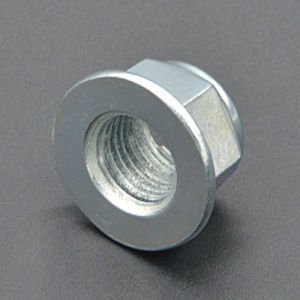 DIN985 Carbon Steel Nylon Lock Nut for Home Decoration pictures & photos