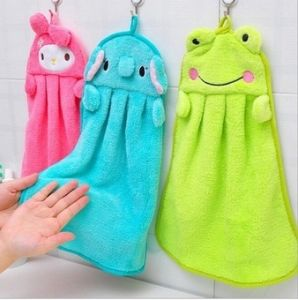 Soft Hand Towel Promotion Customized Cotton Grid Face Towel