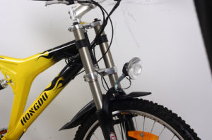 Fast Speed Electric Bicycle with Full Suspension pictures & photos