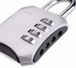 Sepox Resettable Combination Travel Lock, 4 Digit Combination Lock for Suitcase pictures & photos