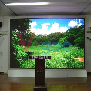 Vg Full Color Indoor LED Display Perfect Vision Effect 7.62mm pictures & photos