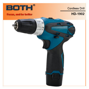 10.8V Li-ion Cordless Drill with High Quality (HD1902-1020) pictures & photos