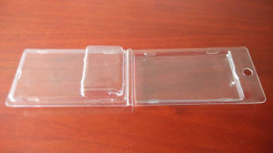 Customization Plastic PVC PET Blister Clamshell Shape Packing Boxes with printing pictures & photos