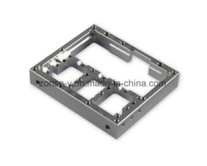 Manufacturing Customized Precision CNC Machined Aluminum Housing Milling Enclosure pictures & photos