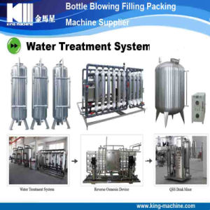 Full Automatic Underground Water Filter Plant pictures & photos