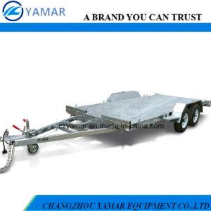 16.4FT X6.5FT 3.5t Tilt Car Carrier Trailer pictures & photos