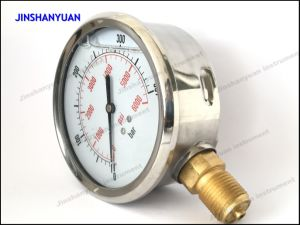 Og-020 Wika Type Pressure Gauge/Oil Manometer pictures & photos