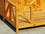 Outdoor Wooden Furniture House for Dog Pet pictures & photos