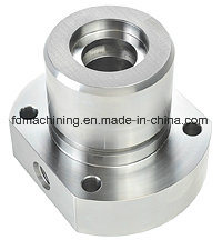Customized CNC Machining Precision Carbon Steel Turning Machined Part pictures & photos
