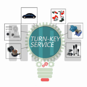 Motor Manufacturing Turn Key Service pictures & photos