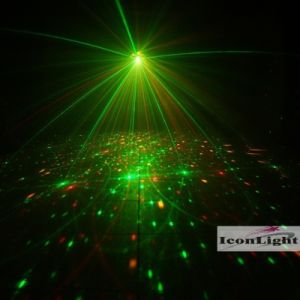 High Quality Christmas Decorative Stage Derby Matrix Beam Light pictures & photos