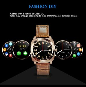 Hot Selling Smart Watch with SIM Card Slot pictures & photos