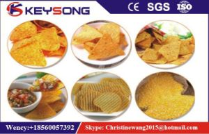 Doritos Tortilla Corn Chips Food Making Machine pictures & photos