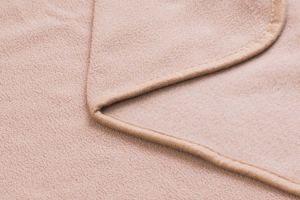Plain Polar Fleece Blanket / Two Brushing One Anti-Pilling Air Line Blanket pictures & photos