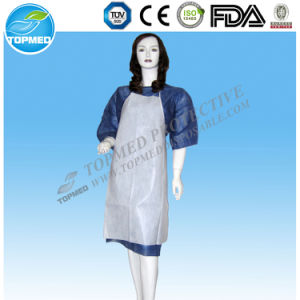Disposable Waterprooof Apron for Food Processing pictures & photos