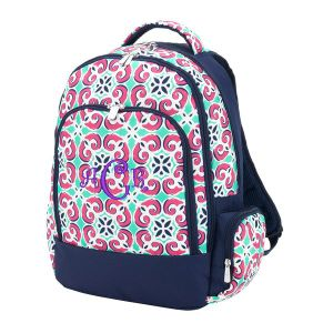 Personalized Flower Fashion School Student Tote Bag Kid Backpack Bookbag pictures & photos