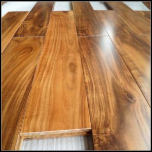 T&G Solid Acacia Hardwood Flooring pictures & photos