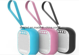 Blue Tooth Flat Oil Printing and UV Printing Amplifier Mobile Speaker pictures & photos