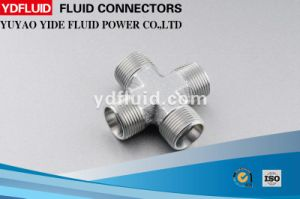 Pipe Fitting Stainless Steel Pipe Fitting 4 Way Pipe Fitting pictures & photos